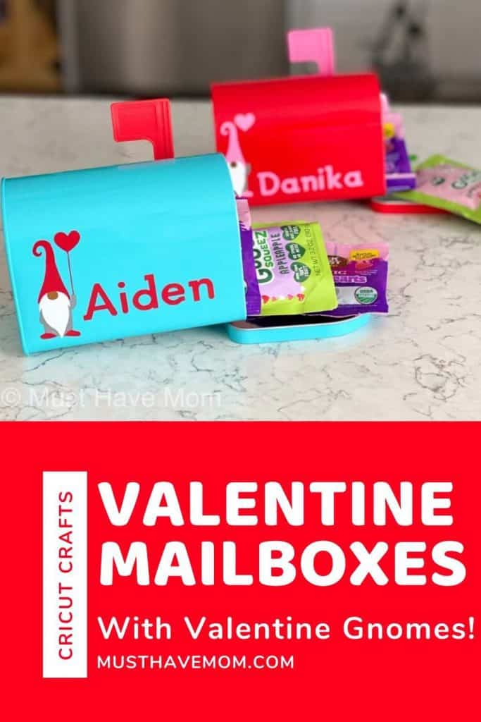 valentine's day mail box