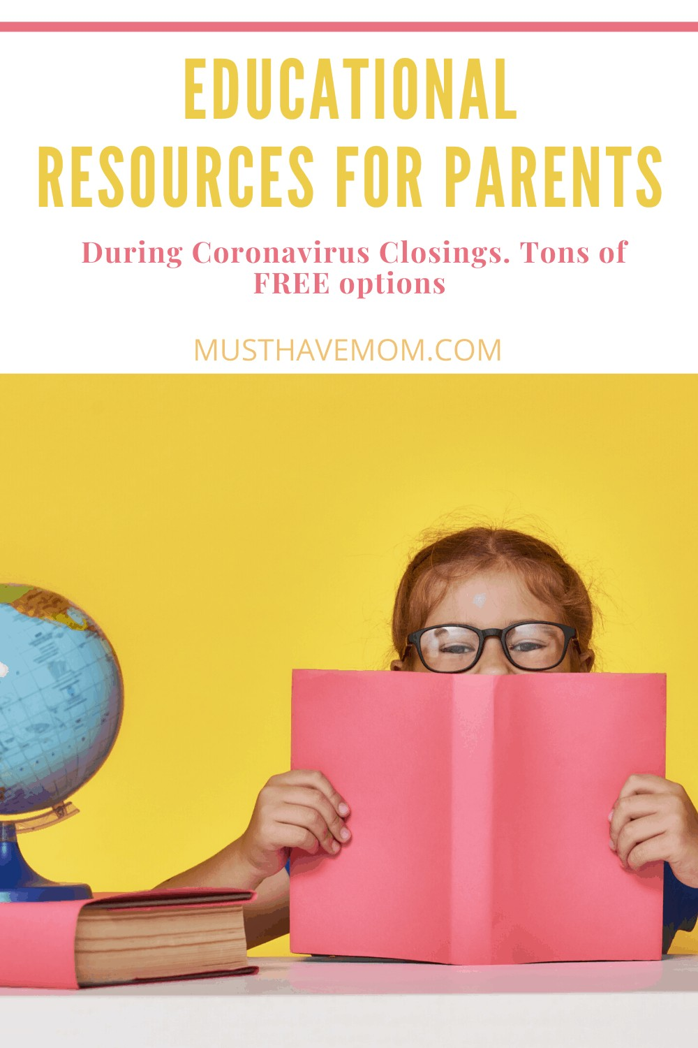 Are you a parent who suddendly finds yourself homeschooling? Get my list of free educational resources for parents during Coronavirus closings.