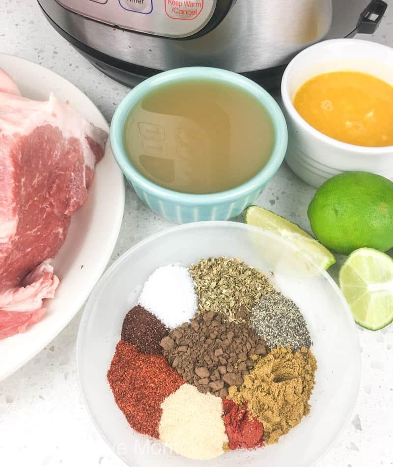 pork carnitas ingredients