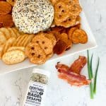 Everything But The Bagel Cheese Ball Recipe