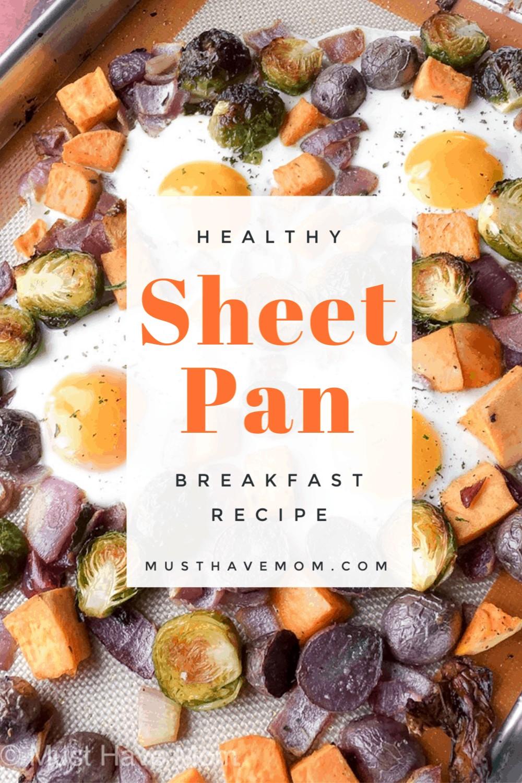 sheet pan breakfast recipe