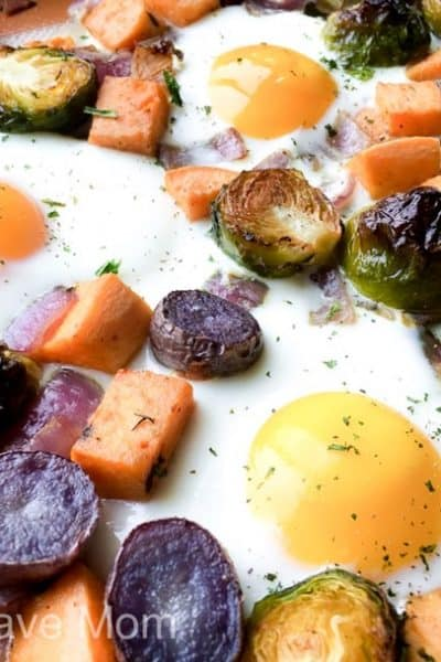 sweet potato breakfast recipes