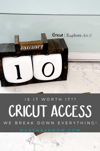 cricut access membership