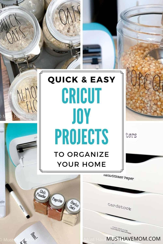 cricut joy projects