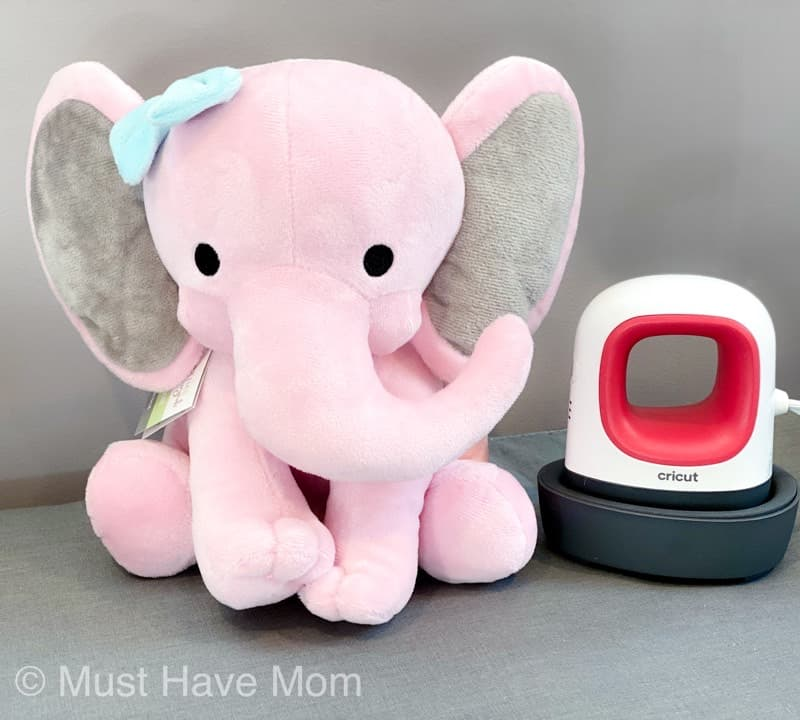 how to make a birth stat elephant