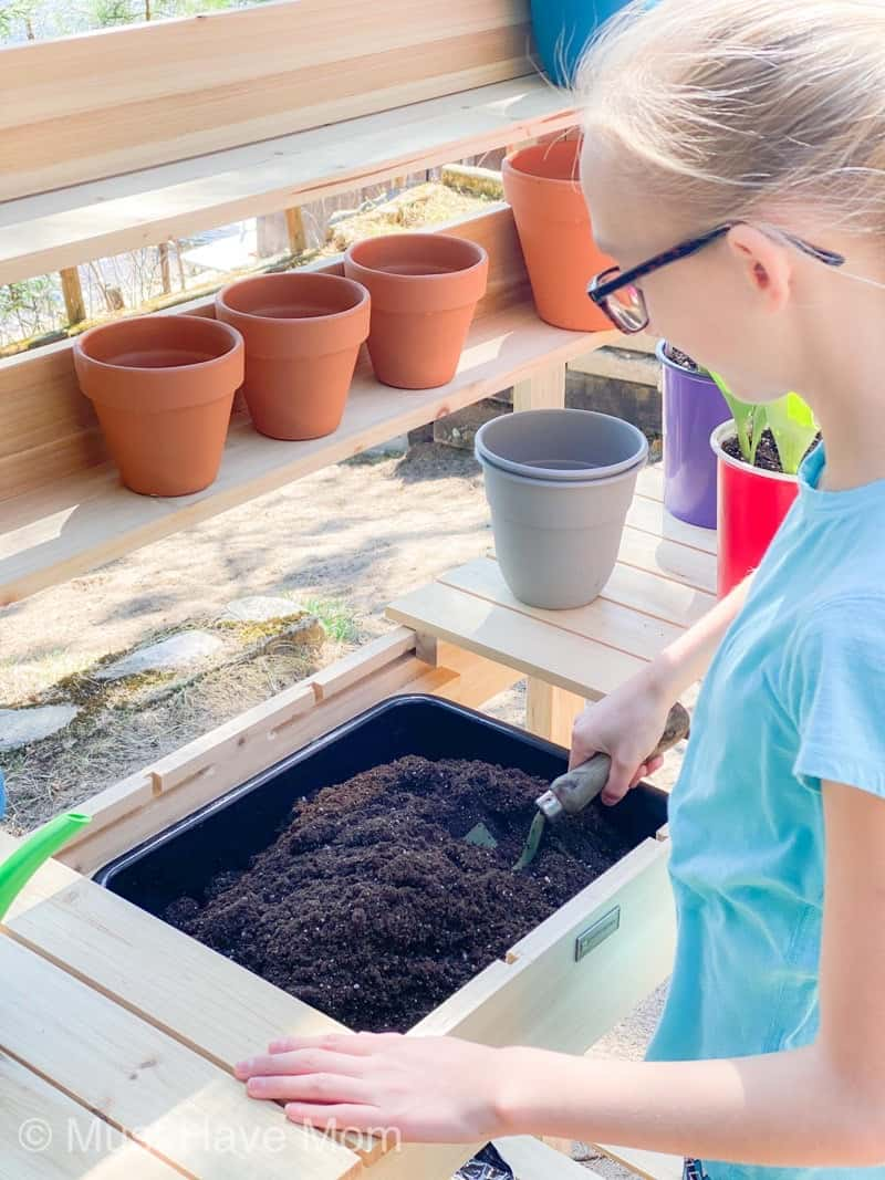 potting bench review