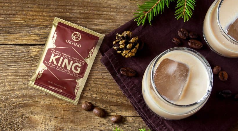 Organo Gold king coffee