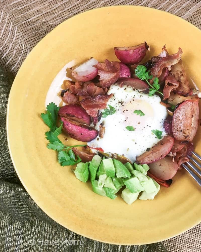keto breakfast easy