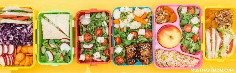 cold lunch bento box ideas