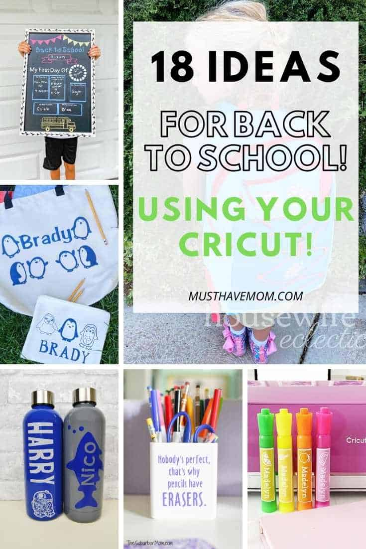 18 ideas for back to school