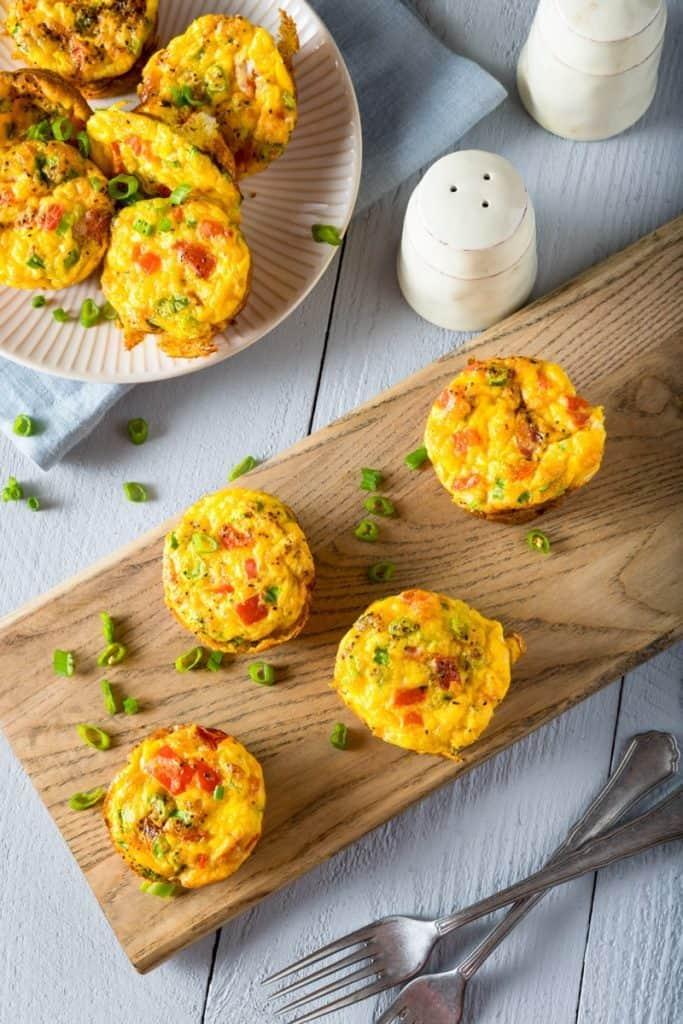 egg muffin recipe