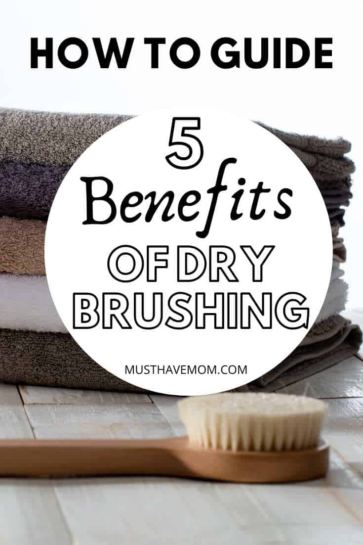 dry brushing how to