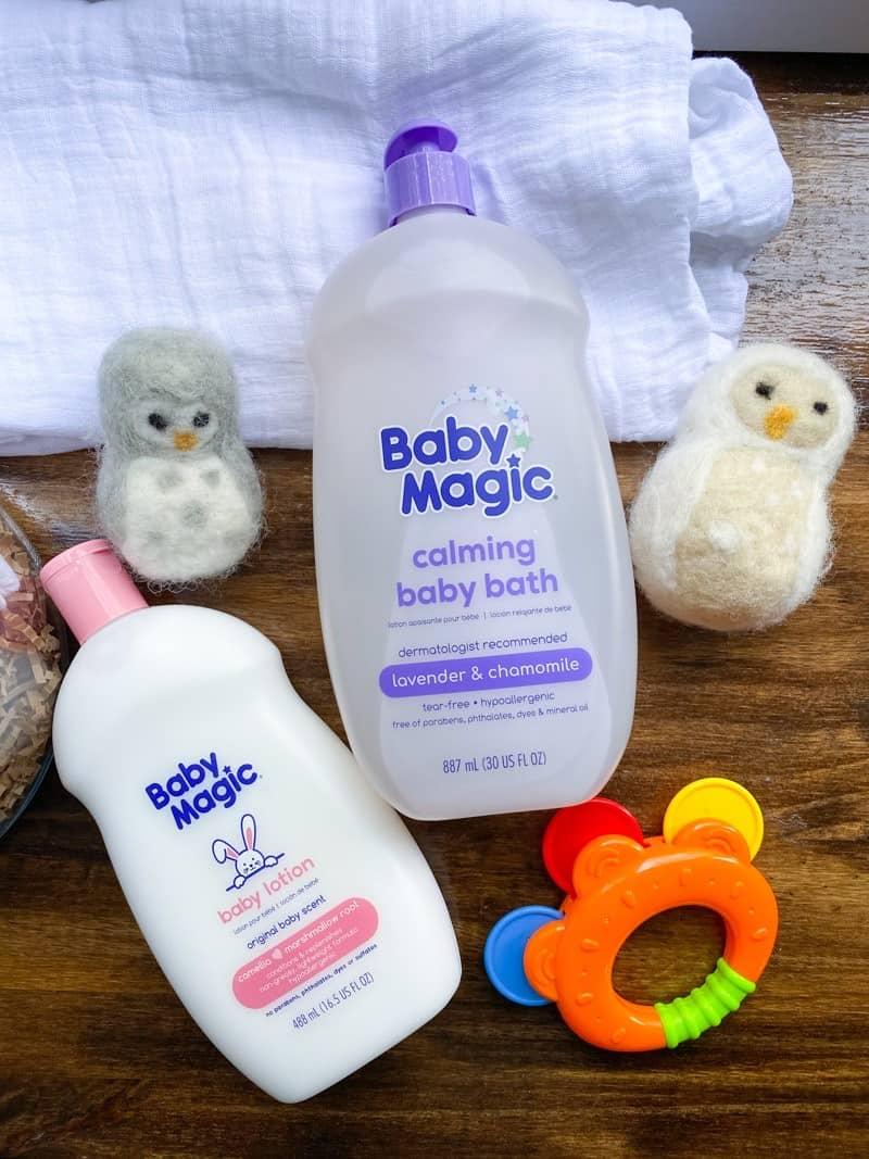 baby magic baby supplies