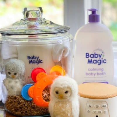 DIY Baby Shower Gift In A Jar