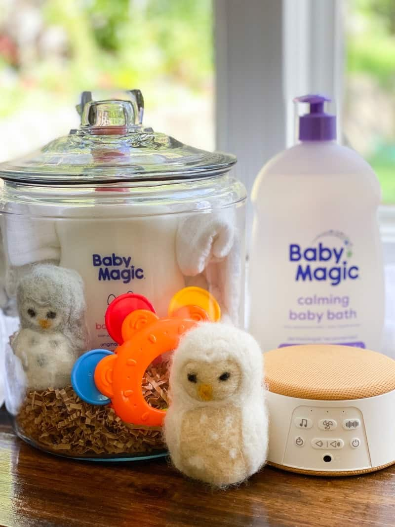 diy baby gifts