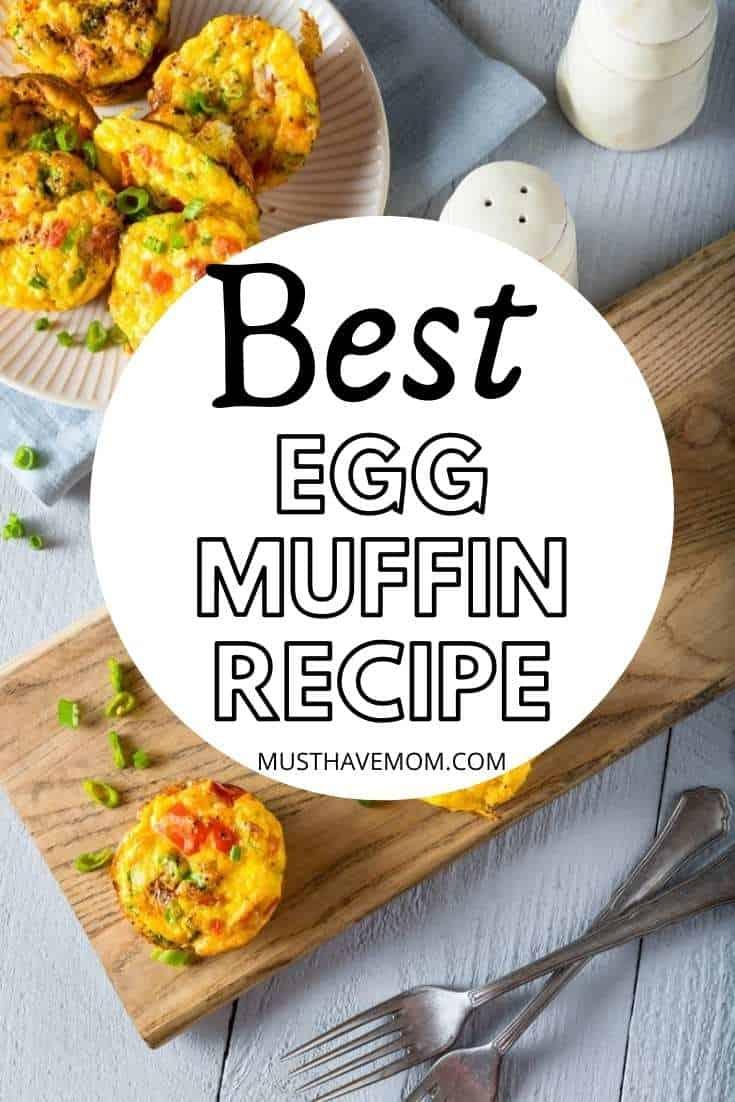 egg muffin cups recipe