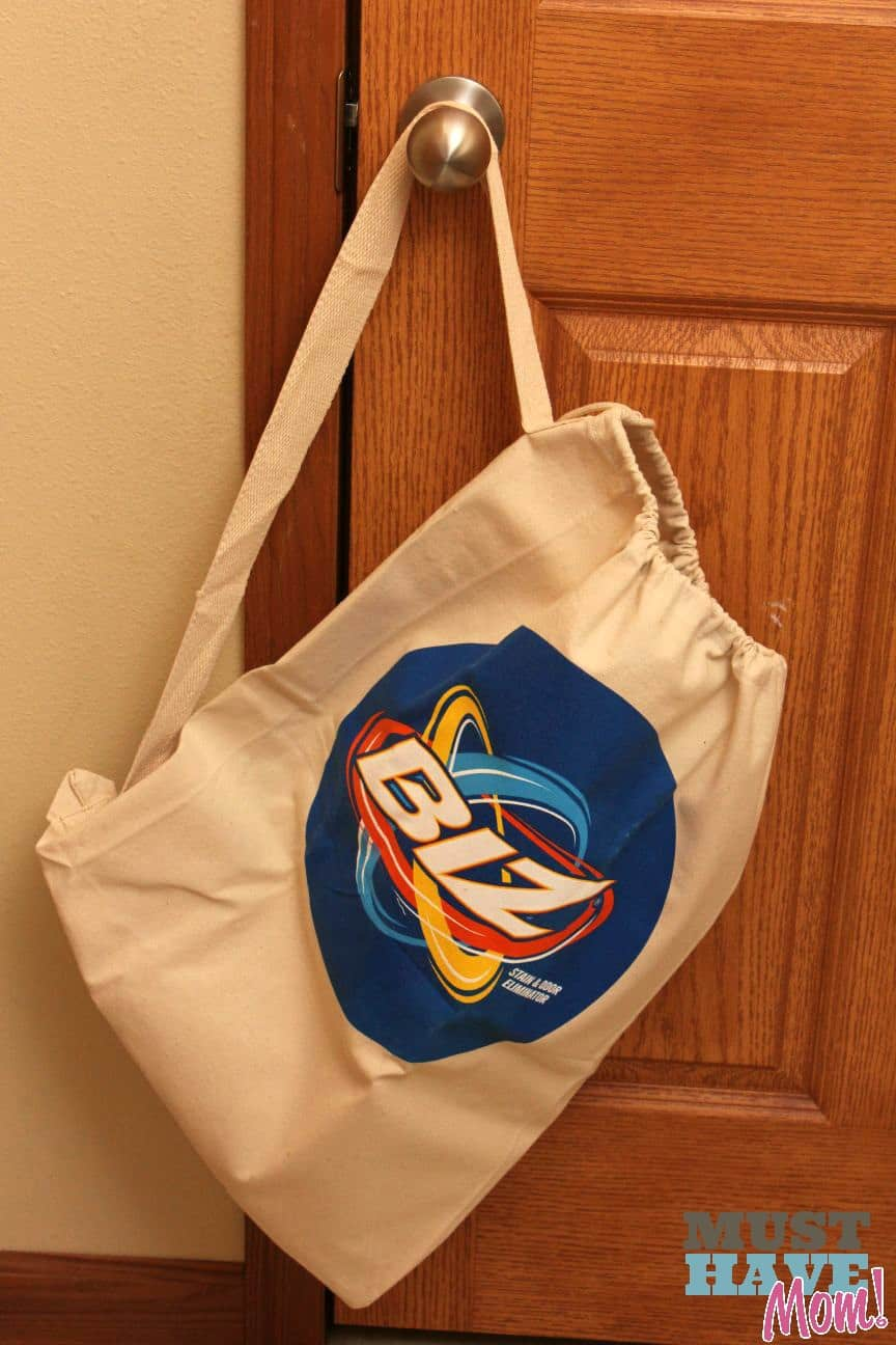 Biz Bag - Perfect For Separating Stained Clothes for Treating Before Wash -  Must Have Mom