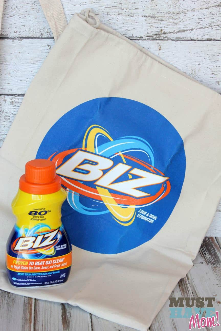 Biz Stain Remover - Must Have Mom