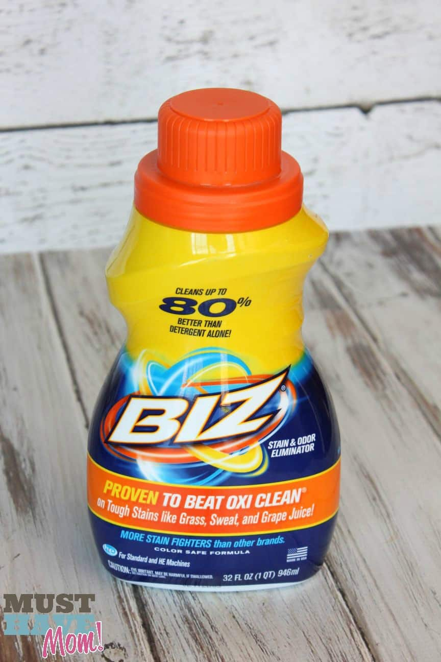 Biz beats Oxi Clean - Must Have Mom