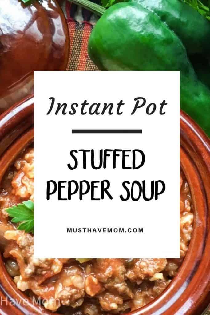 poblano pepper soup