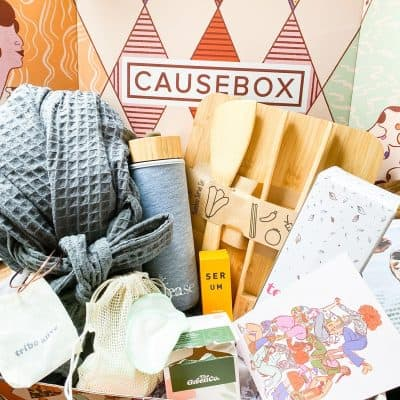 Causebox Fall 2020 Unboxing