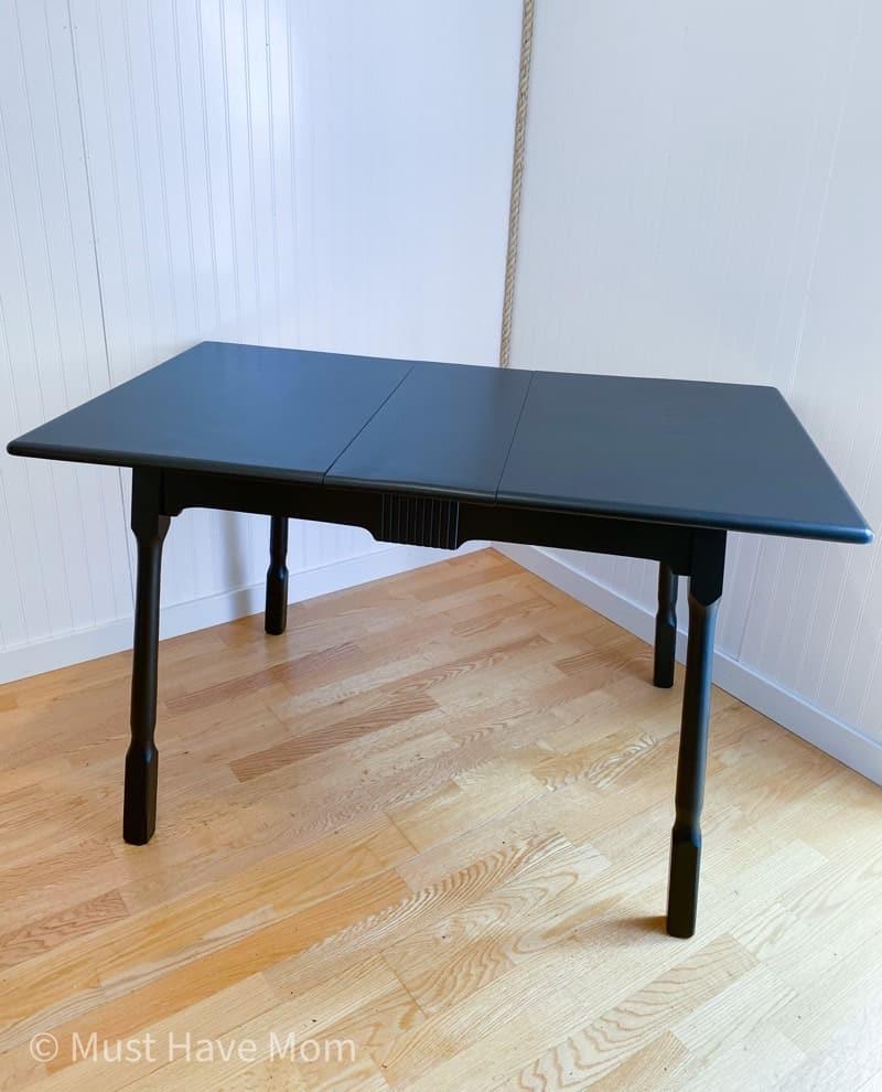 Beyond Paint licorice paint color table