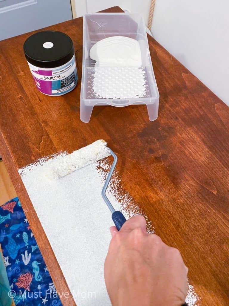 Beyond Paint for dresser