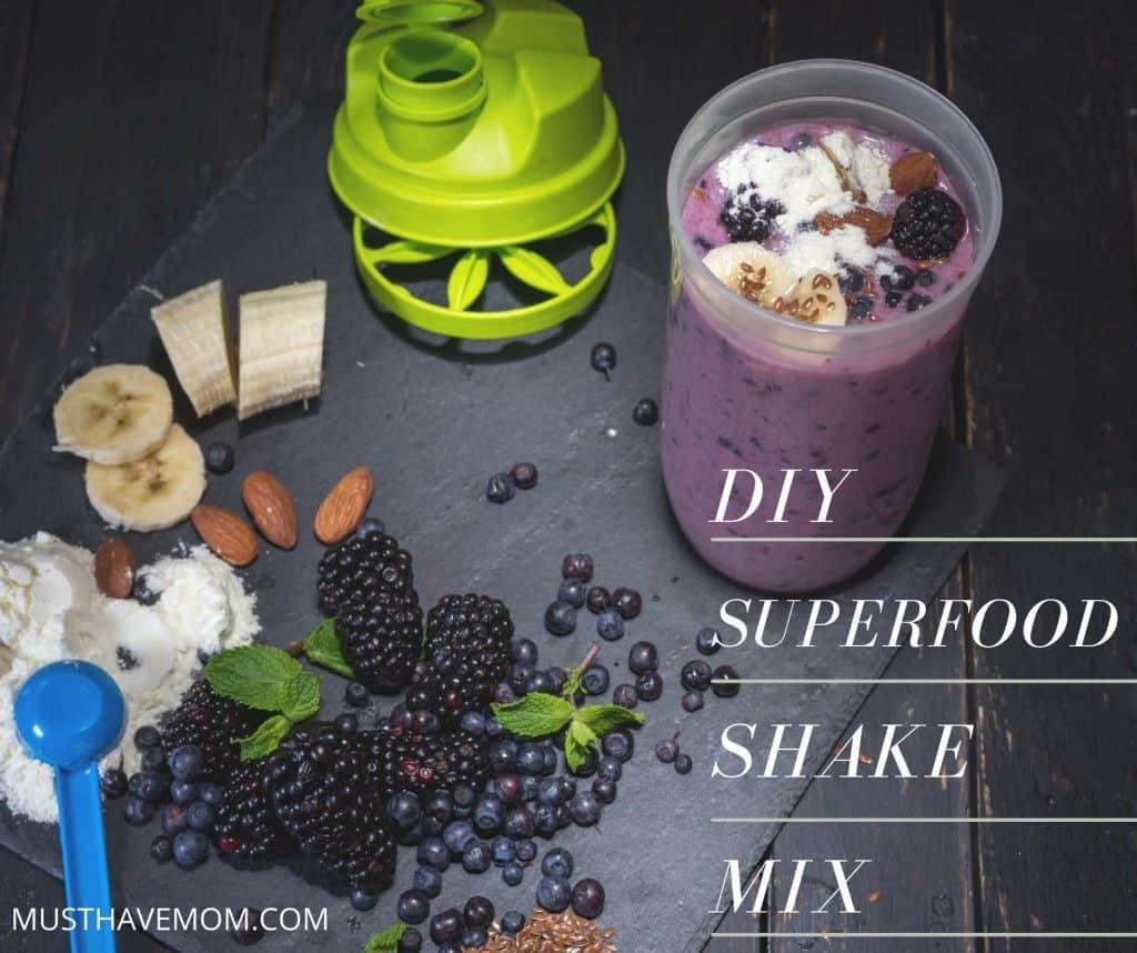 shakeology homemade recipe