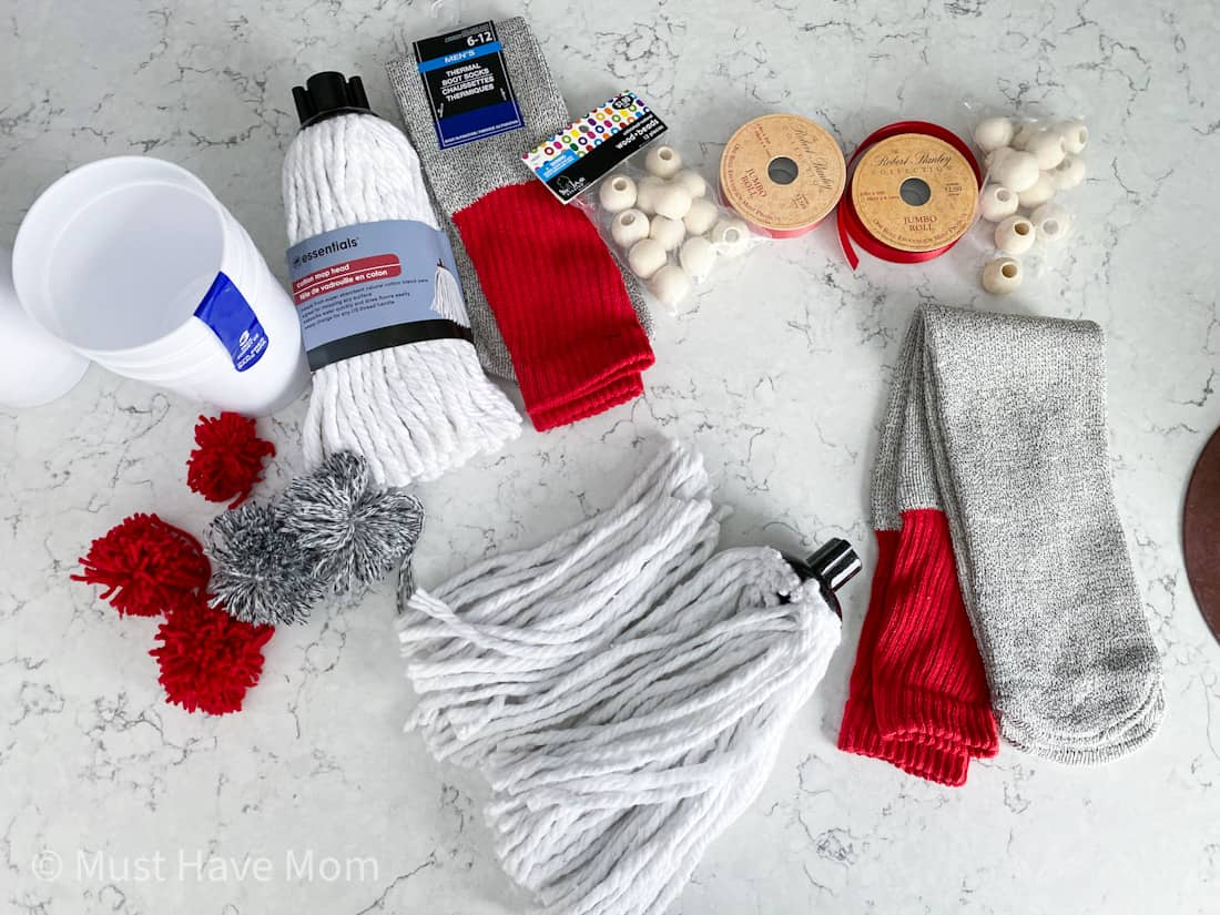 valentine's day gnome supplies