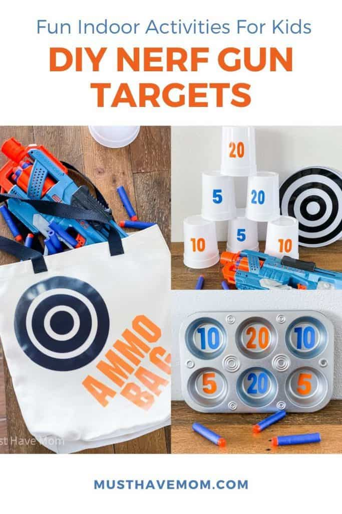 diy nerf targets