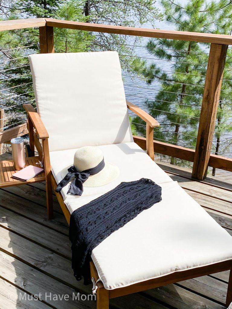 best outdoor self care activities