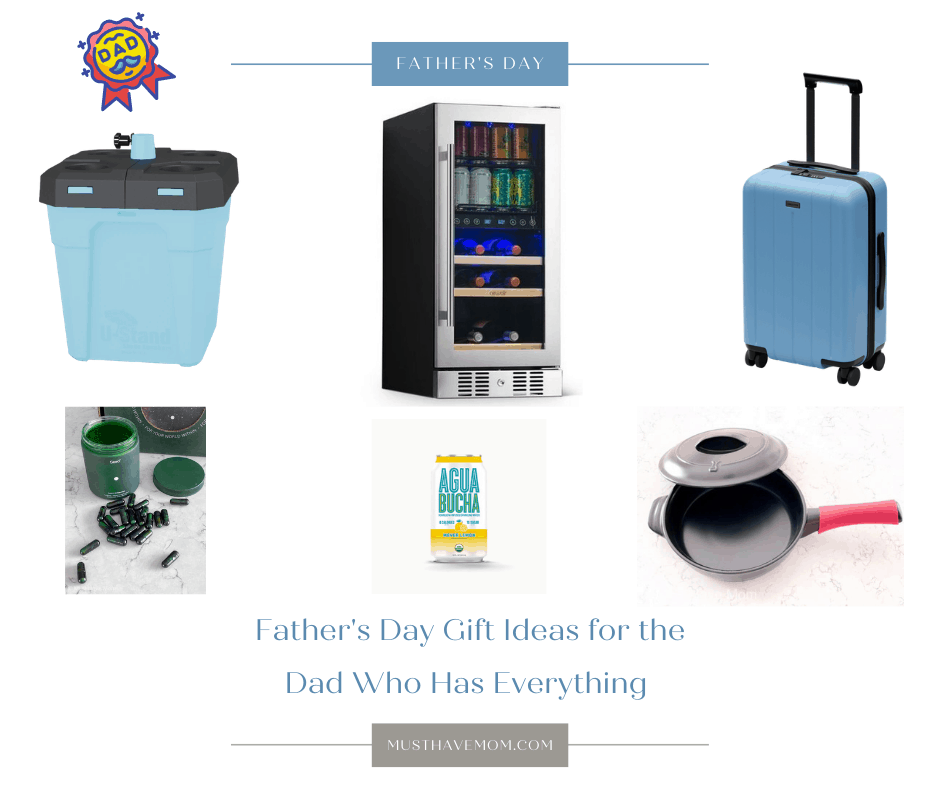 Father's Day Gift Ideas for the Dad Who Has Everything. Searching for the best father's day gift? These ideas will help.