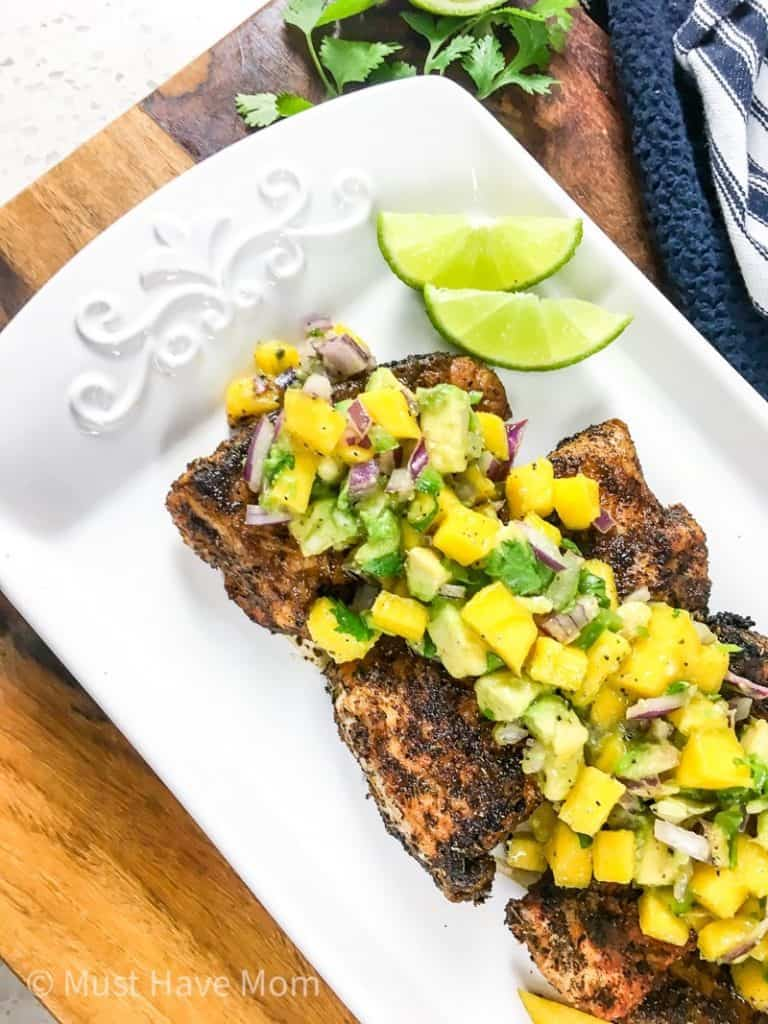 yellowtail snapper recipe