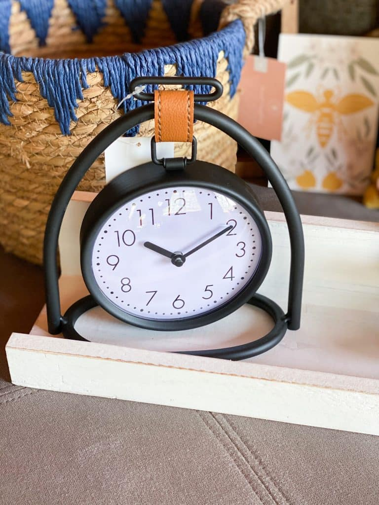 Decocrated Summer 2021 Clock