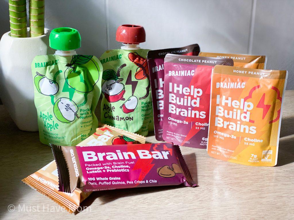 Brainiac brain food for kids
