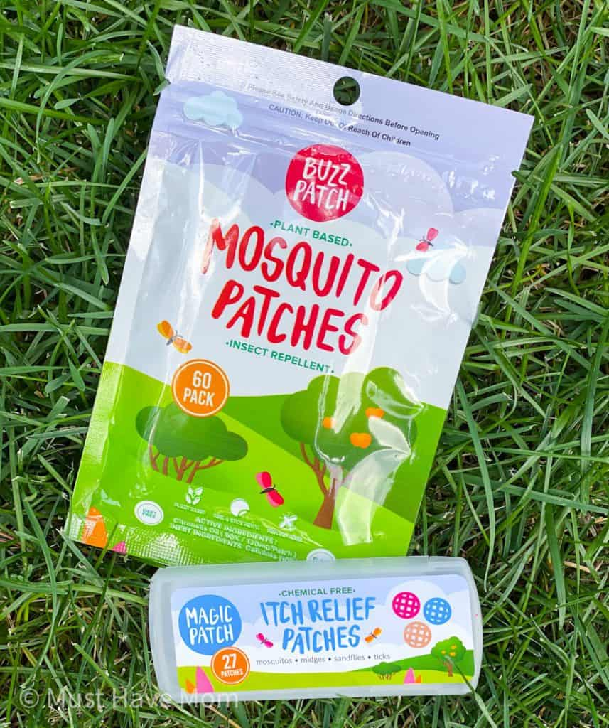mosquito repellant patches back to school guide