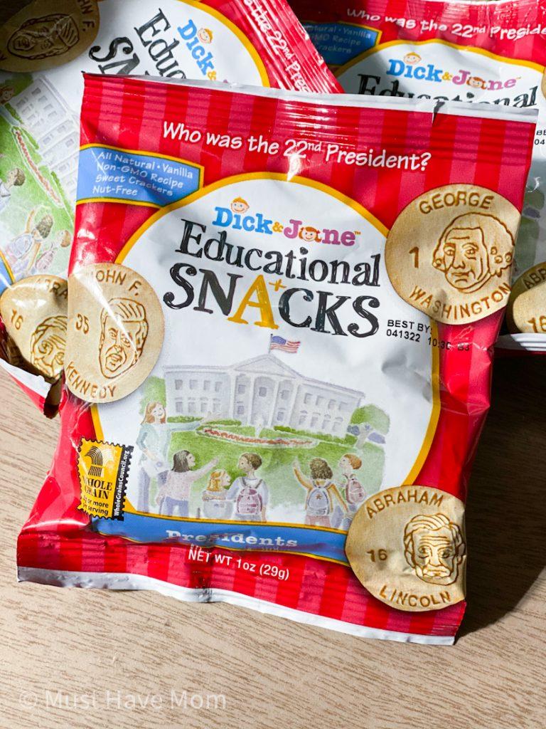 non Gmo snacks for kids lunches