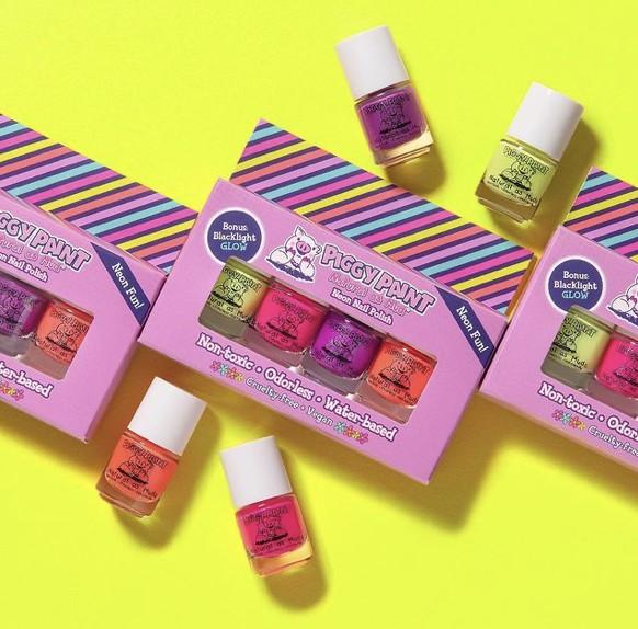 piggy paint non toxic nail polish