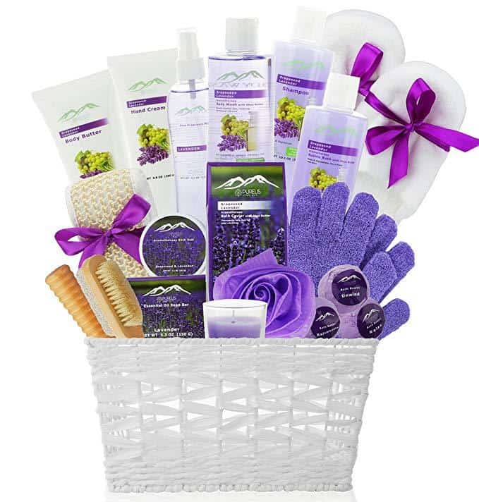 gift basket for college kid