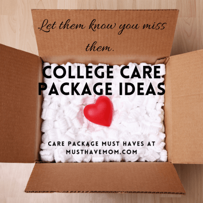 College Care Package Ideas