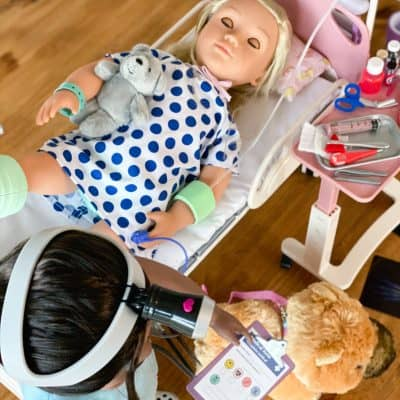 The Benefits of Playing with Dolls   Our Generation Hospital Set