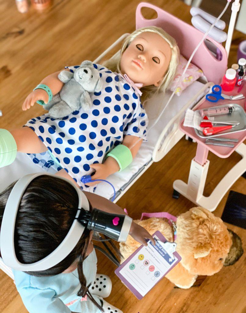 Pretend play hospital