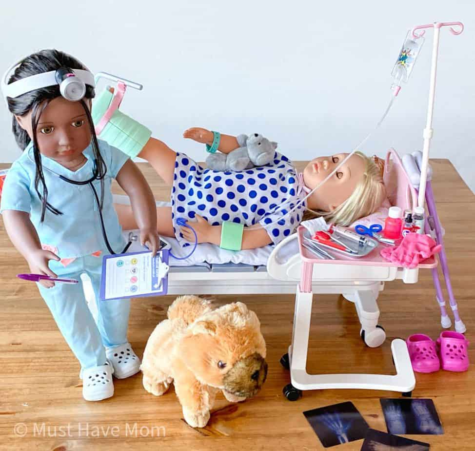 Our Generation hospital bed